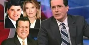 Throwback Thursday: Colbert Celebrates The Fox News 'Grassroots' Tea Party