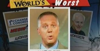 Countdown's Worst Persons Sept. 21, 2009-- Glenn Beck
