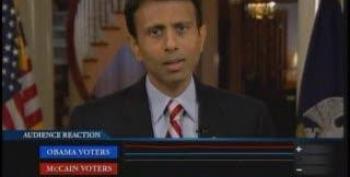 Bobby Jindal's Zombie Like Respnse To President Obama