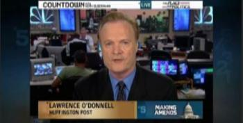 Lawrence O'Donnell Says Blanche Lincoln May Hold Key To Health-care Reform