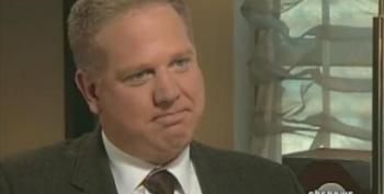"Glenn Beck Sorry For ""The Way It Was Phrased"" When Asked About His Obama Is A Racist Comment"