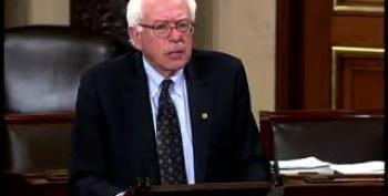 Sen. Bernie Sanders: Holding Wall Street Accountable