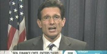Eric Cantor Andrea Mitchell Show