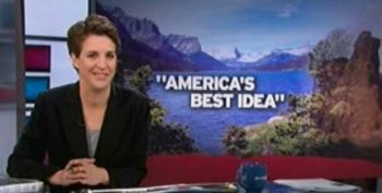 The Rachel Maddow Show: America's Best Idea