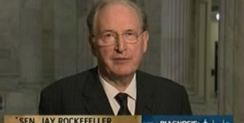Jay Rockefeller: Still Fighting To Get Public Option Out Of The Senate Finance Committee