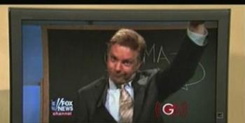 Countdown: SNL Spoofs Glenn Beck