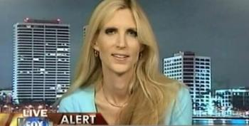 Coulter: Liberals Behind Obama-as-Hitler Posters