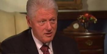 Bill Clinton Praises Olympia Snowe's Trigger Option
