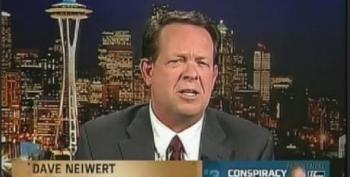 Dave Neiwert On Countdown: Today's Wingnuttery Is Far More Pervasive