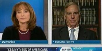 Howard Dean: If Democrats Pass A Bill Without A Public Option There's Going To Be A Huge Backlash