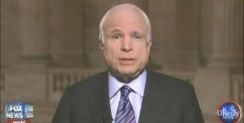 "Senator McCain ""I'm Not Optimistic About Talks With Iran"""