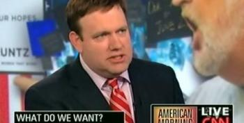 Frank Luntz Called Out For Role In Town Hall Anger