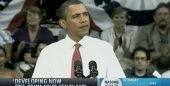 Baucus Billed Booed At Obama Rally