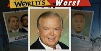 Countdown's Worst Person--Lou Dobbs And Obama's Czars