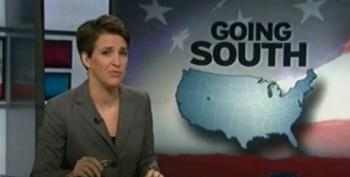 The Rachel Maddow Show: Health Care Lacks A Southern Strategy