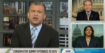 Dylan Ratigan Cuts Loose On Brad Blakeman Over The Party Of NO To Health Care Reform