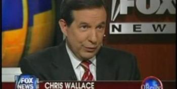 Chris Wallace Whines To Bill O'Reilly About How The White House Is Mean To Fox