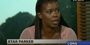Wingnut Welfare Queen Star Parker's Bizarro Definition Of Racism