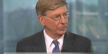 George Will: What We're Hearing Is The Liberals' McCarthyism, Which Is, When In Doubt, Blame People For Racism.