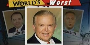 """Countdown's Worst Persons--Lou Dobbs Claims Community Organizers Praying To Our """"Supreme Leader"""""""
