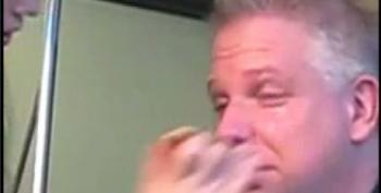 Glenn Beck Gets All Weepy For A Photo Shoot With The Help Of Some Vicks