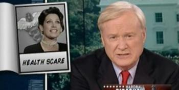 Chris Matthews: Bachmann Fear Mongering On The Dangers Of School-Based Health Clinics