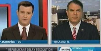 """Alan Grayson On GOP On The Olympics: """"Someone Should Remind Them What Team They're Really On"""""""