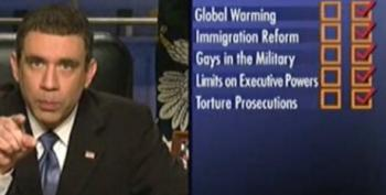 SNL Spoofs Obama