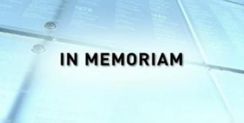In Memoriam: 10/4/2009