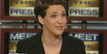Maddow: Conservatives 'Disgusting' For Cheering Failed Olympic Bid