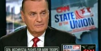 State Of The Union: National Security Adviser Jones Chides McChrystal