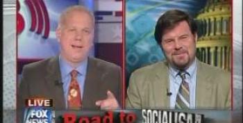 Jonah Goldberg And Glenn Beck Decry Obama's 'Liberal Fascism'