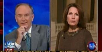 Michele Bachmann: It's Almost Like I Have Personal Stalkers, Only They Have TV Shows