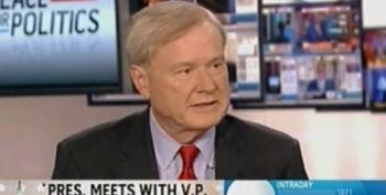 Chris Matthews: Barack Obama Never Ran On The Public Option