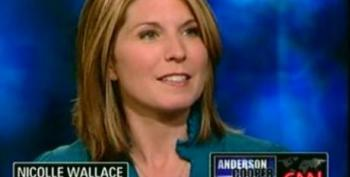 Nicolle Wallace: Scorched Earth Policy-- What Scorched Earth Policy?
