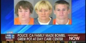 California Explosives Case Turns Out To Be White Family Running Day Care