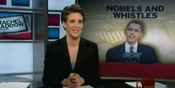 The Rachel Maddow Show: Nobels And Whistles