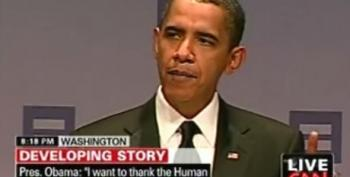 President Obama Vows To Sign Hate Crimes Legislation