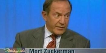 Someone Needs To Tell Mort Zuckerman That Light Rail Is Infrastructure