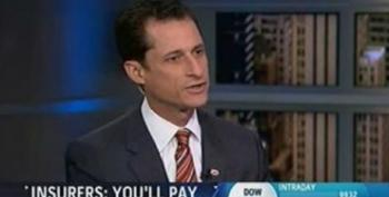 Anthony Weiner: We Need The Public Option And The Health Care Industry Is Making Our Argument For Us