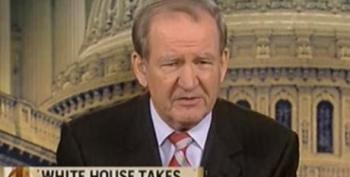 "Pat Buchanan Thinks Fox News Has ""Objective"" Reporters"