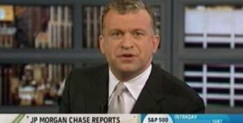 Dylan Ratigan: JP Morgan Chase Sees Record Profits