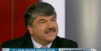 AFL-CIO's Richard Trumka: Real Health Care Reform Or Bust