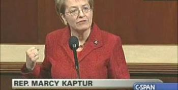 """""""A Tale Of Two Countries"""" Congresswoman Marcy Kaptur"""