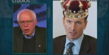 Bernie Sanders Unfiltered: Return To The Gilded Age
