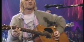 Nirvana: 'The Man Who Sold The World,' MTV Unplugged, Nov. 18, 1993