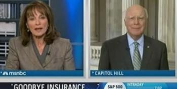Pat Leahy On Taking Away Insurance Companies' Anti-Trust Exemption