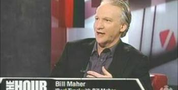 I Hate To Say It But Obama Needs To Be More Like Bush! Bill Maher
