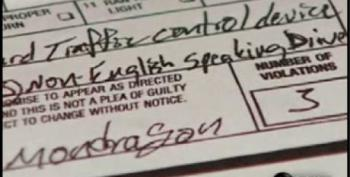 Dallas Police Ticket Woman For Being A Non-English Speaker