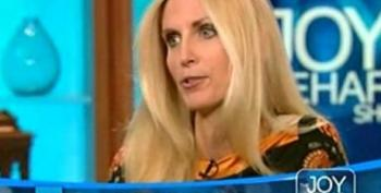 """Ann Coulter Claims That All Presidential Assassinations Were Committed By """"Left Wing Loons"""""""